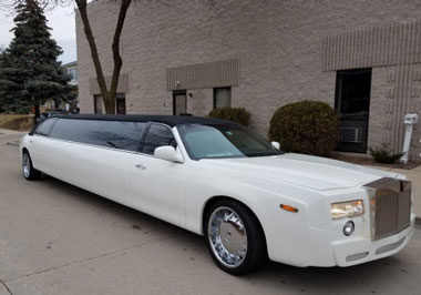 Milwaukee Stretched Limos