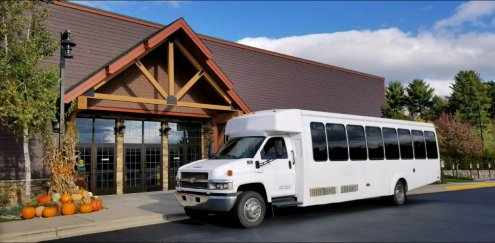 Milwaukee Party Bus Service